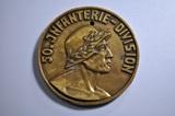 Erinnerungsmedaille der 50. Infanterie-Division