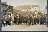 Fotos von französischen Kriegsgefangenen aus dem Lager Unterer Wöhrd