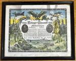 Kriegschronik zum Gedenken an die Brüder Johann und Josef Helmberger