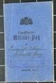 Militärpass und Soldbuch von Georg Schmidt