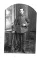 Soldatenfoto von Johann Nikolaus Lang