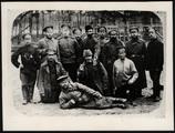 Heinrich Hölzer im Kriegsgefangenenlager Hammerstein (Photos)