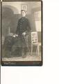 Arthur Ceraj in KuK Uniform 1916 (Österreich)