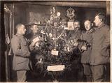 Weinachten in der Nähe von Verdun
