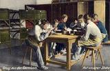 Feldpostkarte - Gruss aus der Garnison