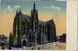 Feldpostkarte aus Metz (Dom)