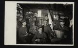 Photos Soldaten im Unterstand