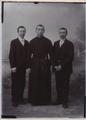 Drei Brüder im Krieg