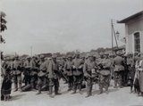 Auszug des 6. Infanterieregiments aus Amberg
