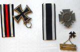 Eisernes Kreuz 2. Klasse  Karl Georg Dirrigl