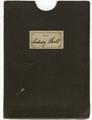 Militärpass des Uffz. Georg Ludwig Prell