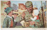 Feldpostkarten von Johann Rösch an Hans Rösch
