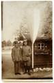Fotos und Zeichnungen aus dem Besitz der Familien Herbst und Hopp