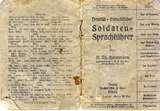 Deutsch-französischer Soldaten-Sprachführer