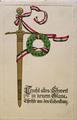 Postkarten an Josefph Schweiger, Teil 2