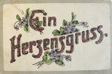 Postkarten von Georg Brunner an Elise Weber, Teil 2
