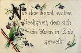 Postkarten an Elise Weber, Teil 3