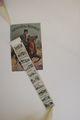 Postkarte mit Briefmarkenset