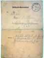 Briefe von Kameraden und Kollegen an Hans Stadlbauer