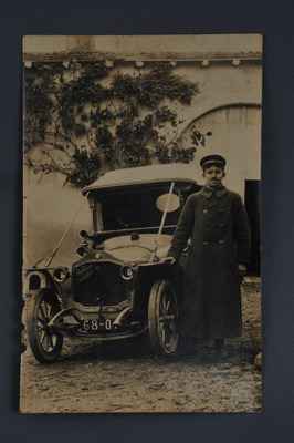 Foto von Nic Penning 1914
