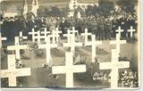 Vue du cimetière militaire américain à Walferdange