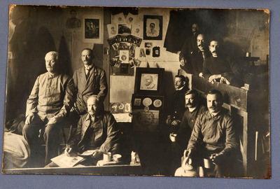Albert Pansin, prisonnier de guerre luxembourgeois à Holzminden