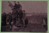 Foto Flugabwehrkanone, Hellange 1918