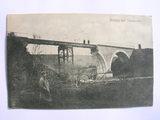 "Postkarte ""Brücke bei Thiaucourt"""