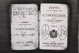 Aide-mémoire du sergent-major Joseph-Armand Charles