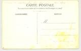 Deux cartes postales du 26e régiment d'infanterie en 1911 à Reims