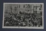 Postkarte vom Einmarsch der französischen Truppen in Luxemburg 1918