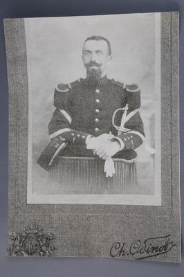 Portrait de Joseph-Armand Charles