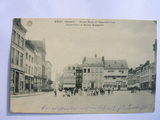 Ansichtskarte der Grand´Place in Hasselt, Belgien