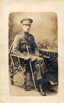Lieutenant Michael Hartnett: 1897-1918