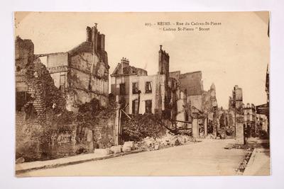 Cartes postales de Longwy, Verdun et Reims