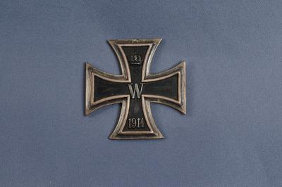 Eisernes Kreuz 2. Klasse - Georges Baldauf