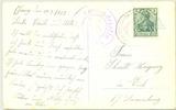 Cartes postales adressées à la famille Schmitt d'Eich