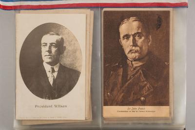 Postkarten der Familie Ney aus Wahl, Luxemburg