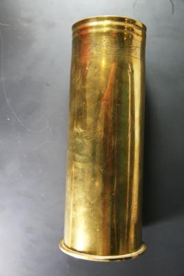 German shell case