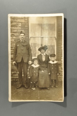 Private Robert William Price - letters to his wife