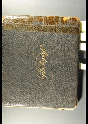Hospital Autograph Book