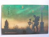 "Postkarte ""Nach Sonnenuntergang"""