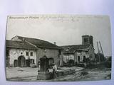 """Ansichtskarte: """"Amenoncourt-Kirche"""""""