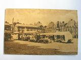 Ansicht von Charleville, Marktplatz