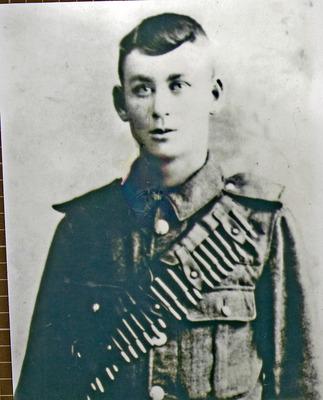 Photograph of John O'Brien