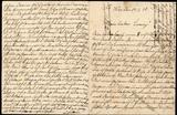 Brief von Ehefrau Katharina Löffler an Lorenz L.