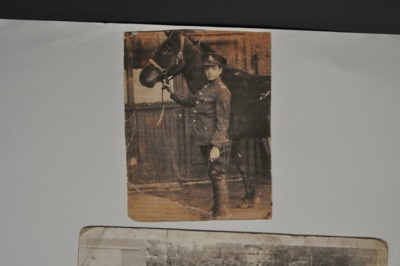 Grandfather in the Royal Field Artillery