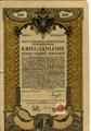 Avstro-Ogrske obveznice družine Ukmar