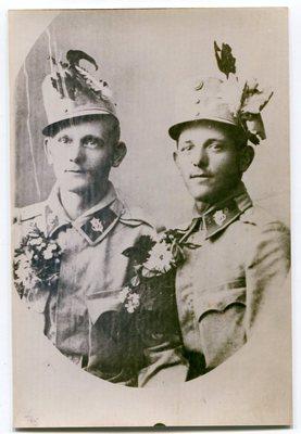 Franc in Anton Koren - Goljeva iz Magozda