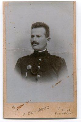 VojaškI žandar Anton Uršič